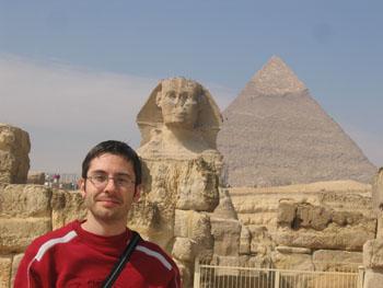 Andrea Somma e la Sfinge
