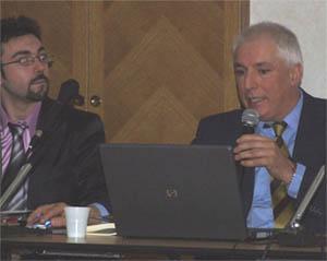 Simone Leoni e Giorgio Baietti