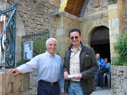 Giorgio Baietti e Roberto Giacobbo