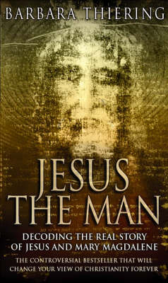 "Copertina del libro ""Jesus the man"""
