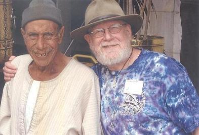 Abd'el Hakim Awyan e Stephen Mehler