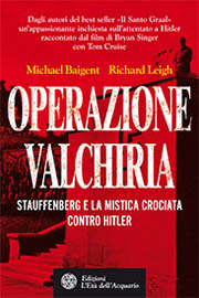 """Copertina del libro """"Operazione Valchiria"""""""