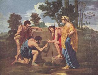 I pastori d'Arcadia