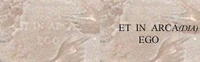 L'iscrizione sulla tomba di Poussin