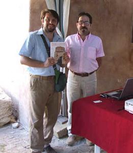 Alessandro Moriccioni ed Enzo Valentini