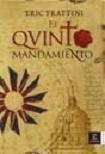 """Copertina del libro """"Il quinto comandamento"""""""