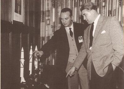 Romersa e Wernher von Braun
