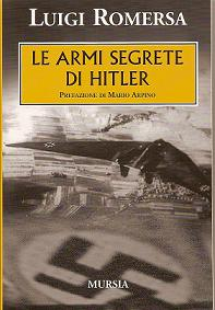 "Copertina del libro ""Lem armi segrete di Hitler"""