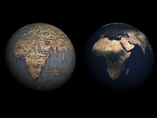 Sfericità di Rosselli in relazione a quella terrestre