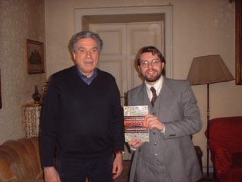 Felice Vinci e Alessandro Moriccioni