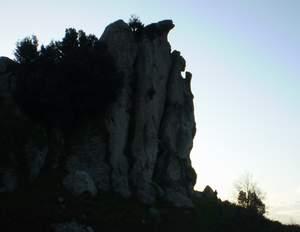 Megalite della dea